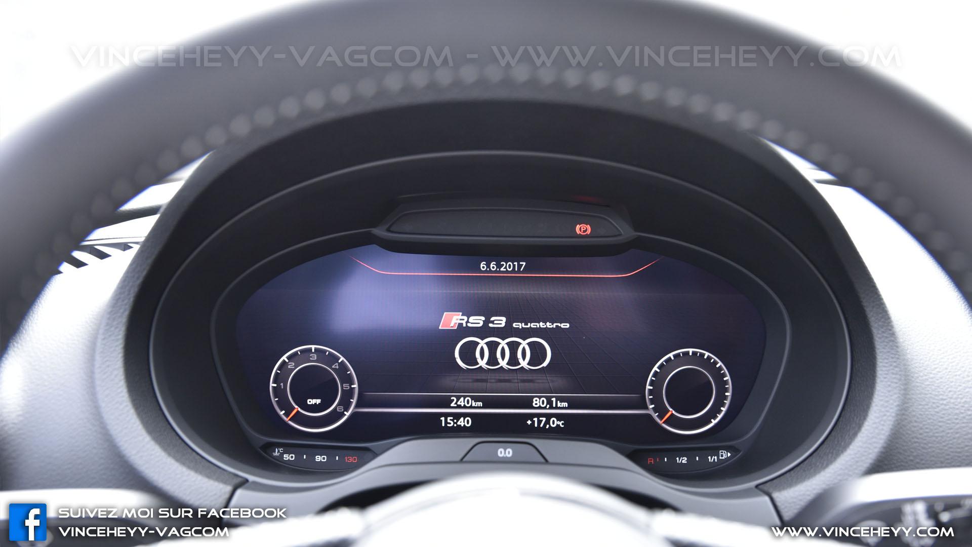 Changer Logo de démarrage Virtual Cockpit A3 8V