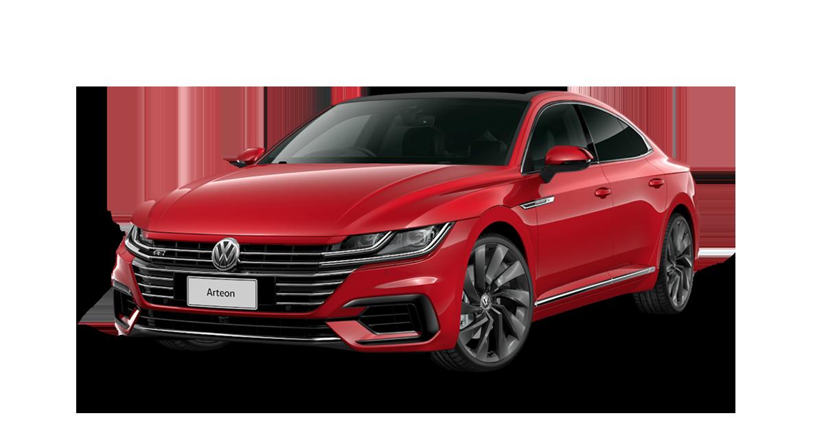ILLU-CAR-VW-ARTEON-3H